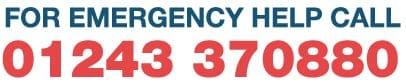 TaskForce Heating Plumbing - Emergency Call 01243 370880