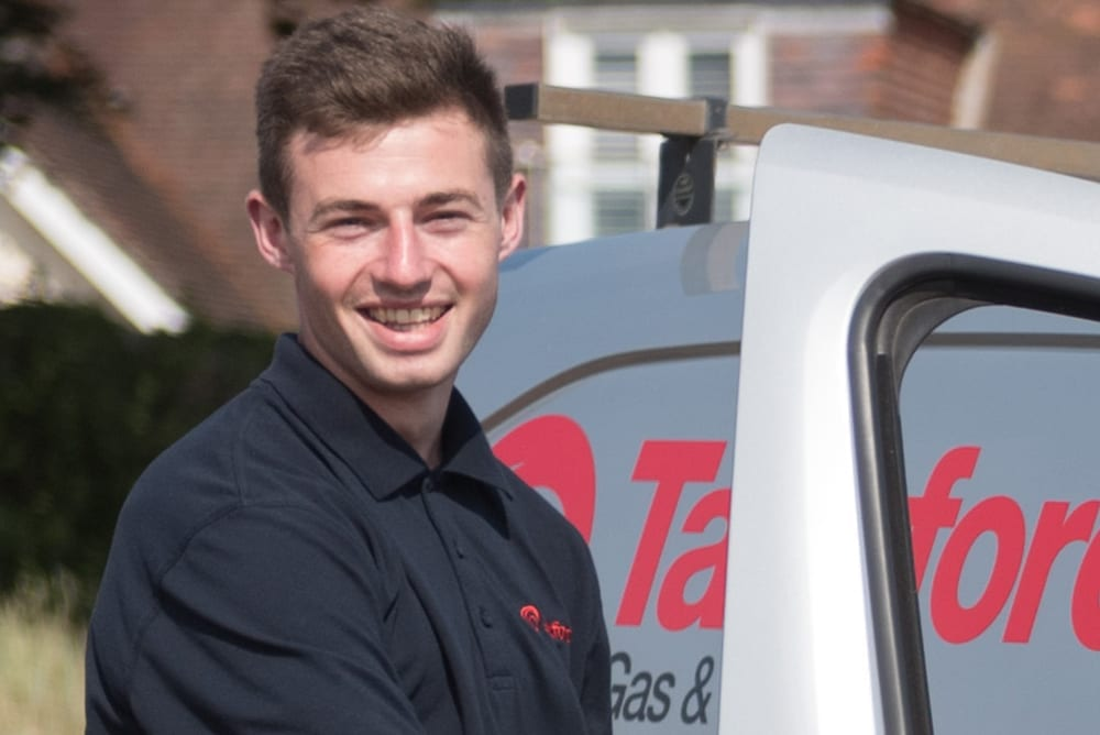 TaskForce Heating Plumbing Team Dylan Taylor