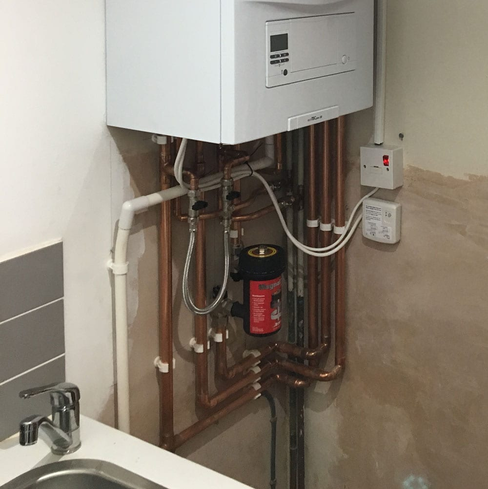 image for gas boiler maintenance contract