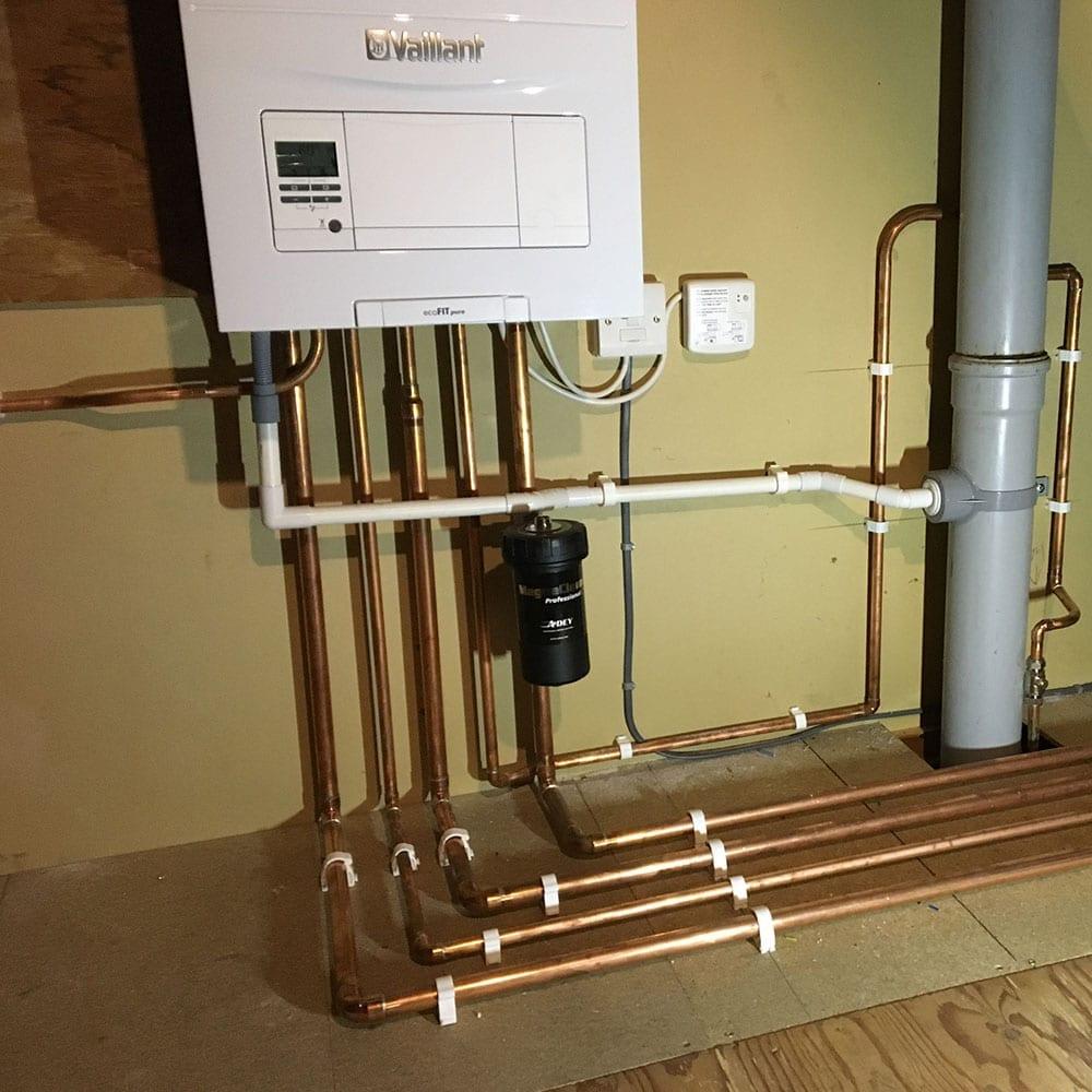 combi boiler maintenance